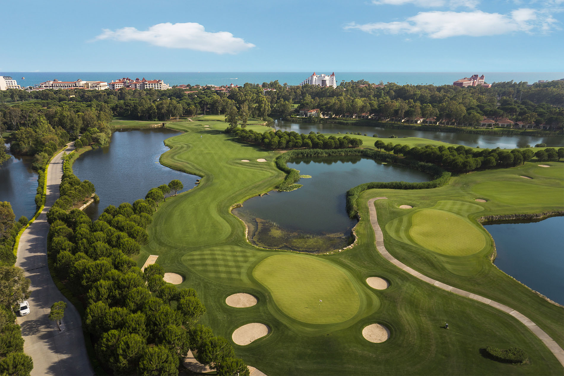 PGA Sultan Antalya Golf Club Sirene Hotel