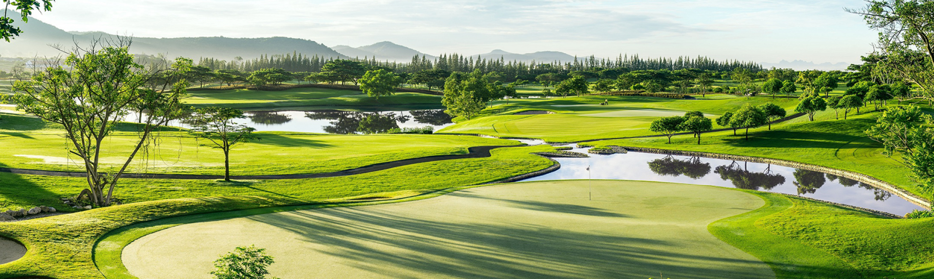 Black Mountain Golf Hua Hin overview