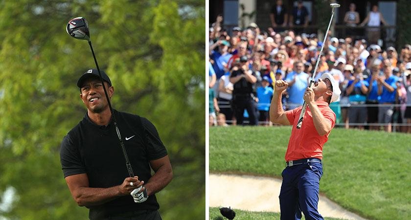 Tiger Woods on voittanut Memorial Tournamentin viisi kertaa. Bryson DeChambeau on puolustava mestari.